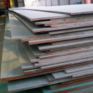 Planchas De Acero De 400  Y 500 BHN